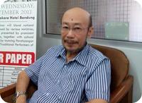 Interview with Bob Sugeng Hadiwinata