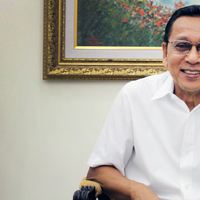 Interview with Boediono, former Vice President of Indonesia